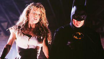 Batman Michael Keaton Kim Basinger 1989