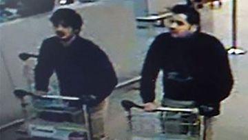 Kaksi Brysselin lentokentälle iskenyttä itsemurhapommittajaa on tunnistettu veljeksiksi.