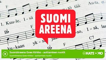 SuomiAreena goes kirkko