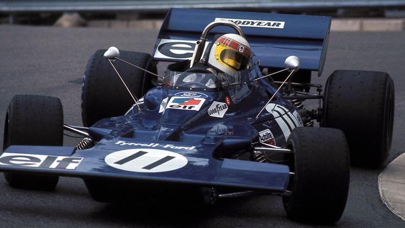 Jackie Stewart, 1971