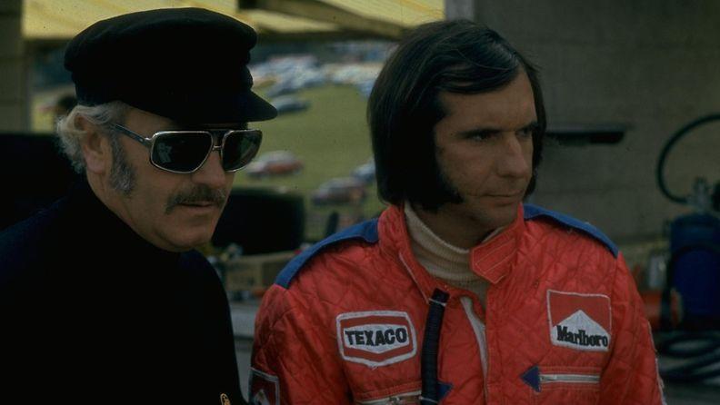 Emerson Fittipaldi, 1974, Colin Chapman