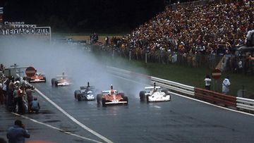 Zeltweg, Itävalta, Itävallan GP, 1975, Niki Lauda