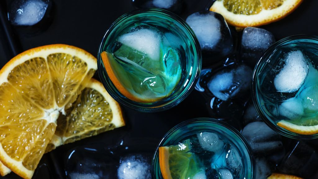 Sininen Drinkki