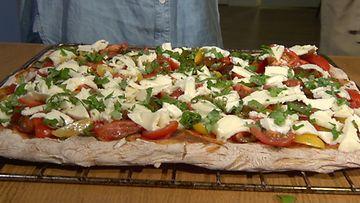 levypizza pizza