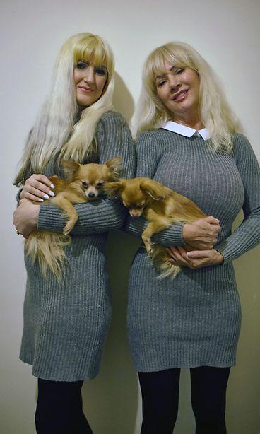 narsisti äiti ja tytär