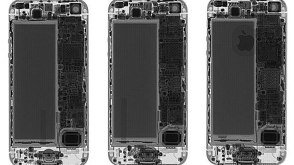 Testiss Apple iPhone 8 ja iPhone 8 Plus Halpa riistakamera liiketunnistuksella
