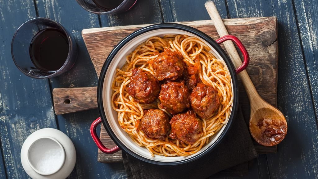 Spagetti Ja Lihapullat