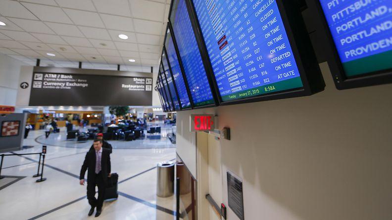 Hartsfield-Jackson lentokenttä