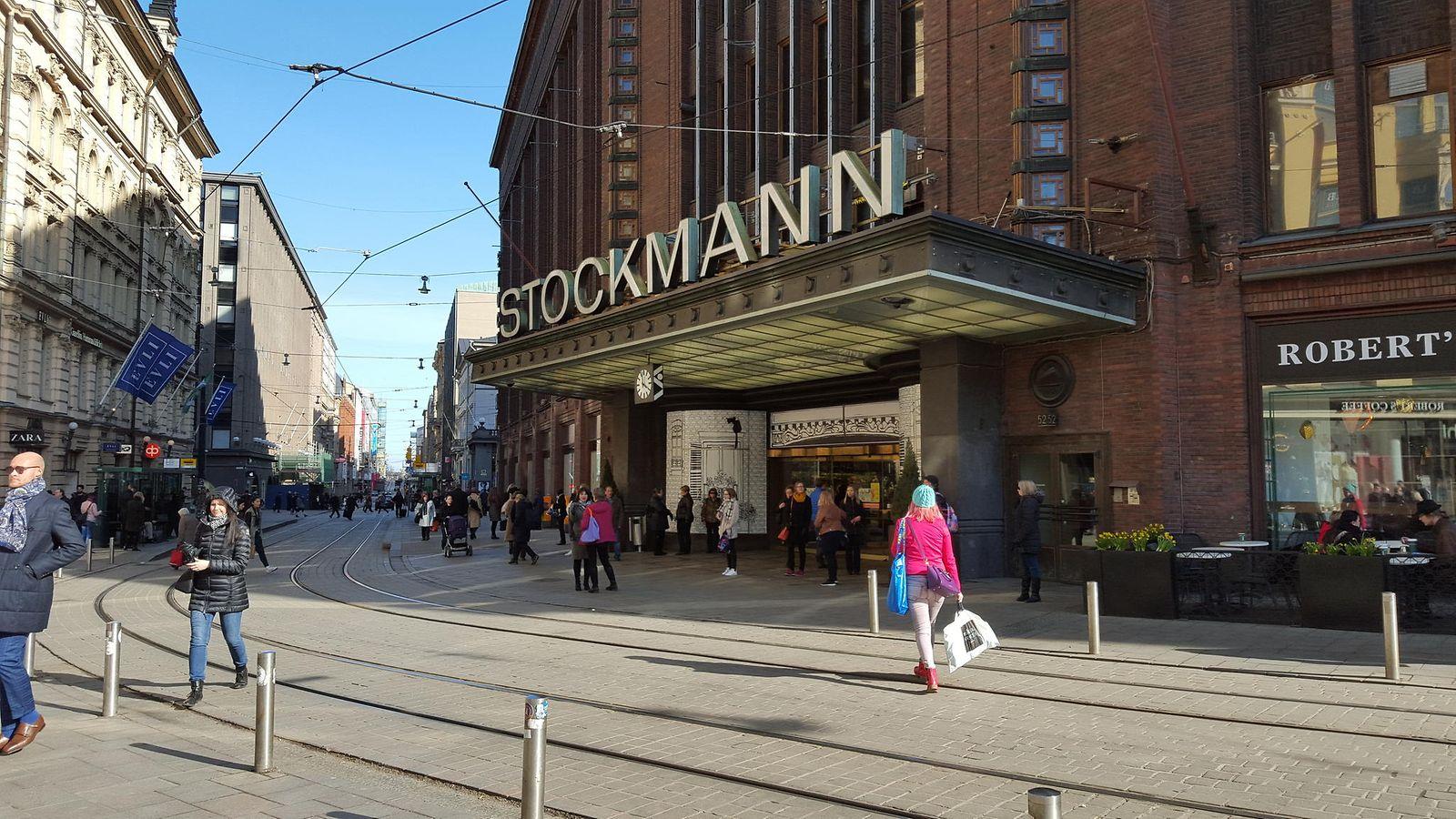 Stockmann Tampere Laukut : Stockmann myy hobby hallin suomalaisyhti?lle talous