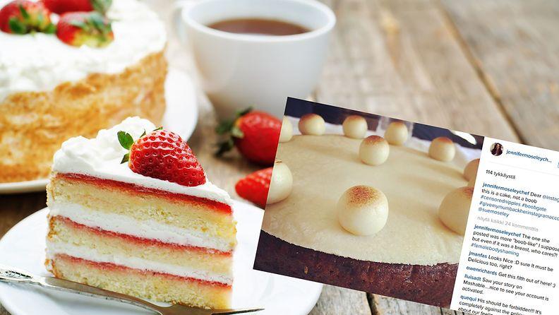 simnel, kakkucase