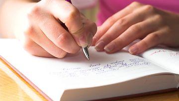 päiväkirja