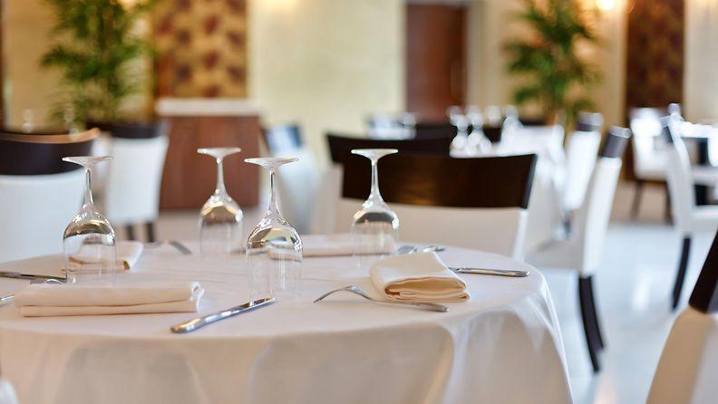 ravintolapöytä