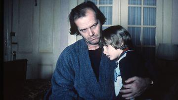 Jack Nicholson ja poika Hohto