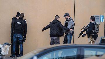 Bryssel terroristi isku
