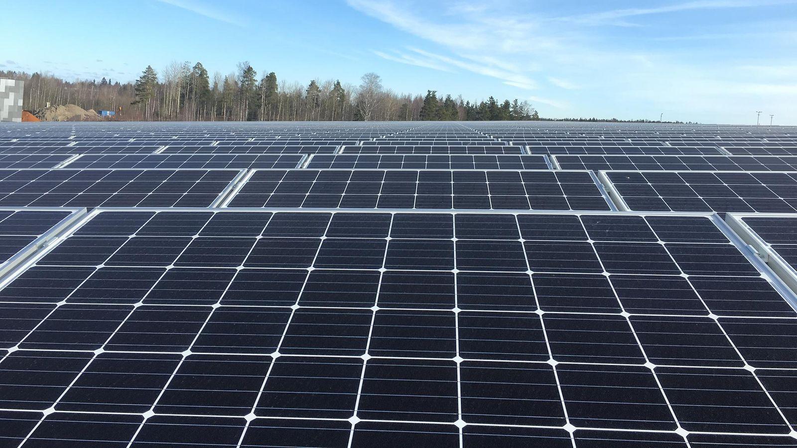 Aurinkoenergia etenee Suomessa vauhdilla, mutta pysyy marginaalissa - Talous - Uutiset - MTV.fi