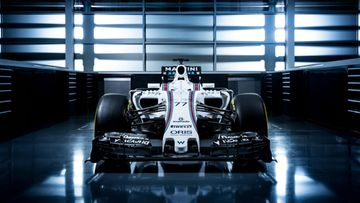 Williams FW38 Bottas 2016