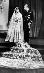 Elisabeth ja Philip, häät