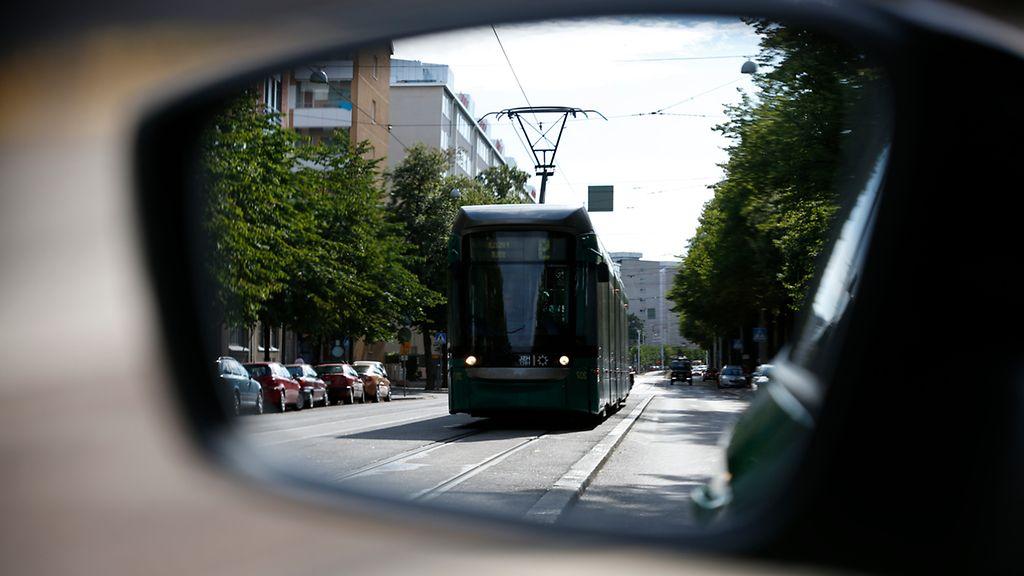 Raitiovaunu Liikennesäännöt