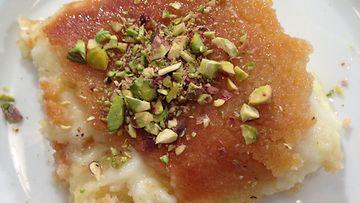 Knefe libanonilainen juustokakku