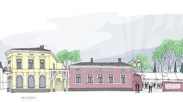 hallituskatu_havainnekuva