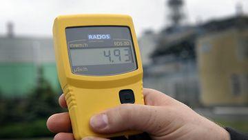Tshernobyl Säteily Nykyään