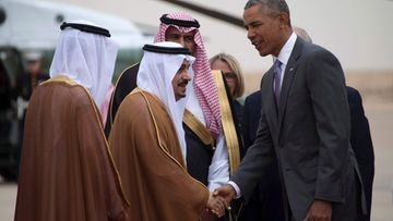 obama salman usa saudi-arabia