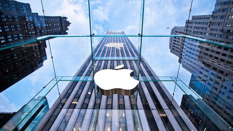 Apple Store 5th Avenue New York