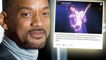 Will Smith, Prince fb huhtikuu 2016