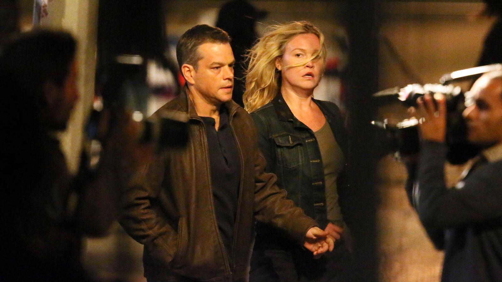 Bourne Elokuvat