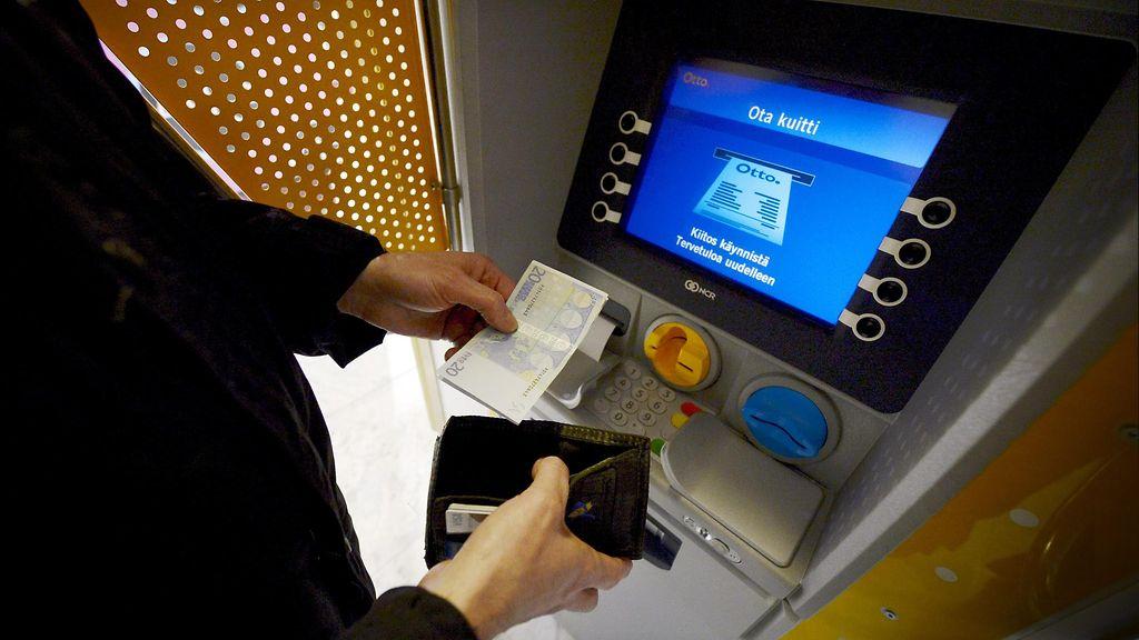 Pankki Automaatti
