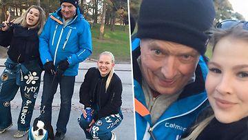 Sauli Niinistö, Lennu, opiskelijat