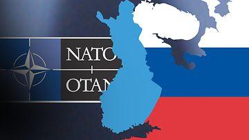 Venäjä Suomi Nato