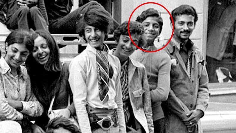 Osama bin Laden nuorena
