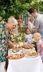 Semper gluteeniton kesäjuhla