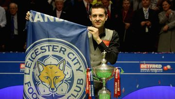 Leicester 2016 Mark Selby