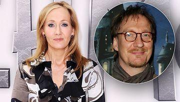 J.K. Rowling ja David Thewlis