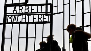 Sachsenhausen keskitysleiri natsi 1