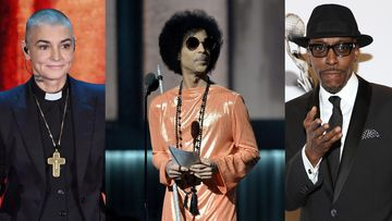 Sinead O'Connor, Prince ja Arsenio Hall