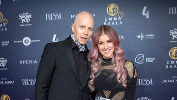 Toni Wirtanen ja Jannika B 11.3.2016