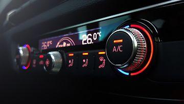 auton ilmastointi 2