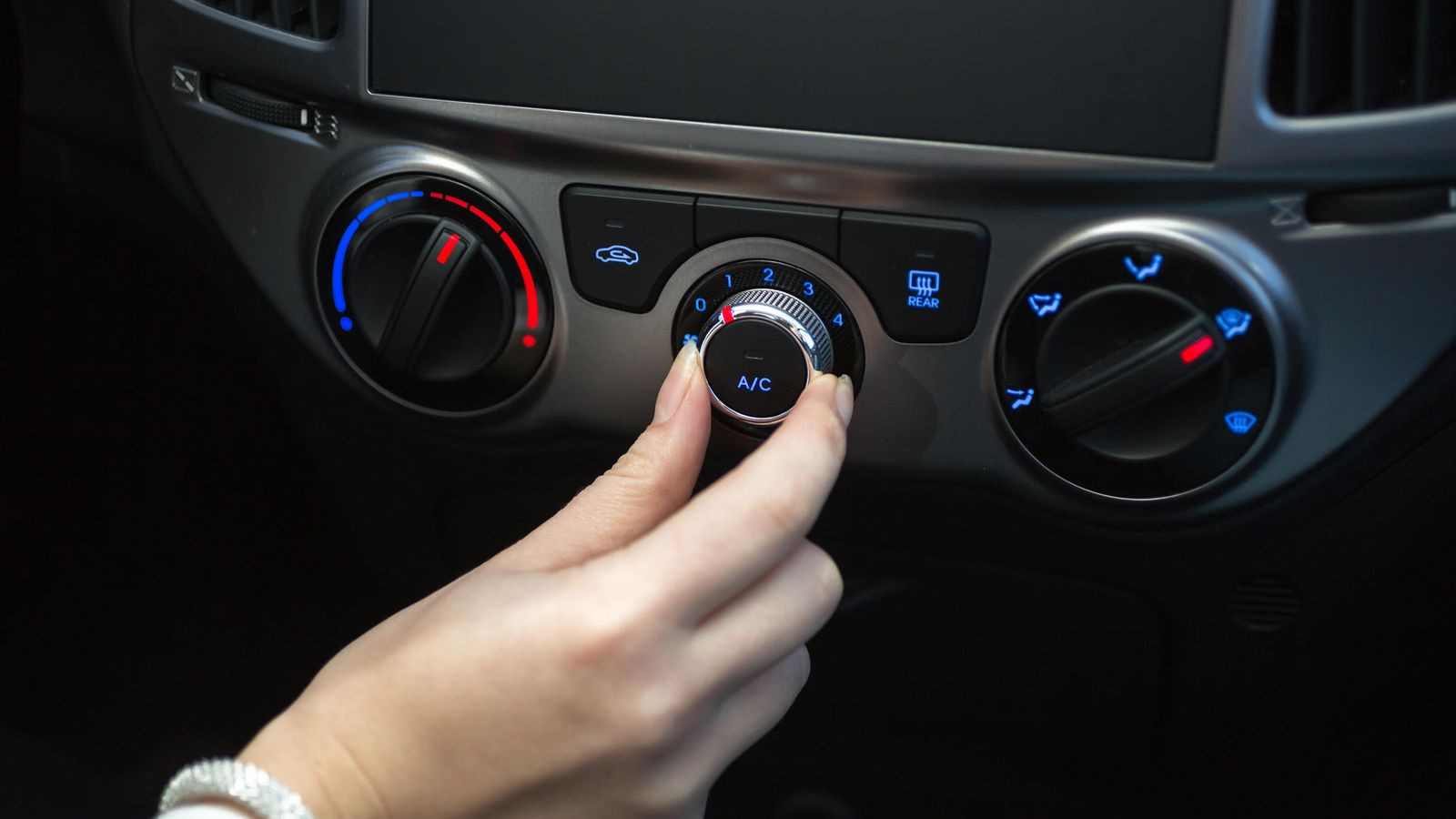 Auton Ilmastointi Kompressori Rikki