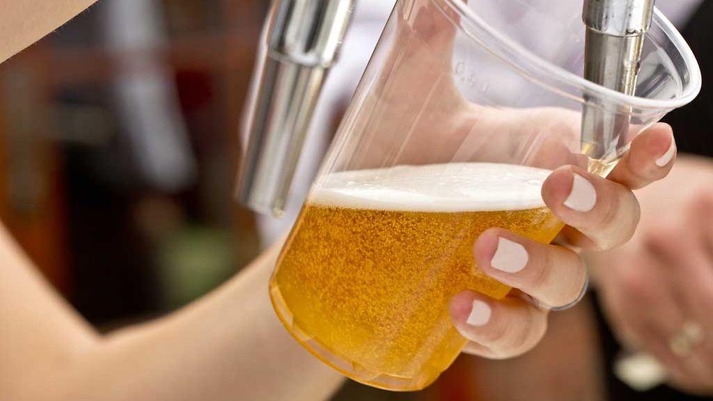 Yksi olut päivässä