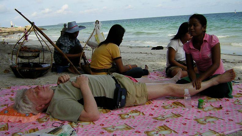 Harri Järvinen Thaimaa