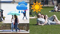 Loppuviikon s��: Hetkeksi sateita ja viilenev�� – sunnuntaina taas jopa 25 astetta