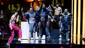 Euroviisut 14.6.2016 2 Lordi