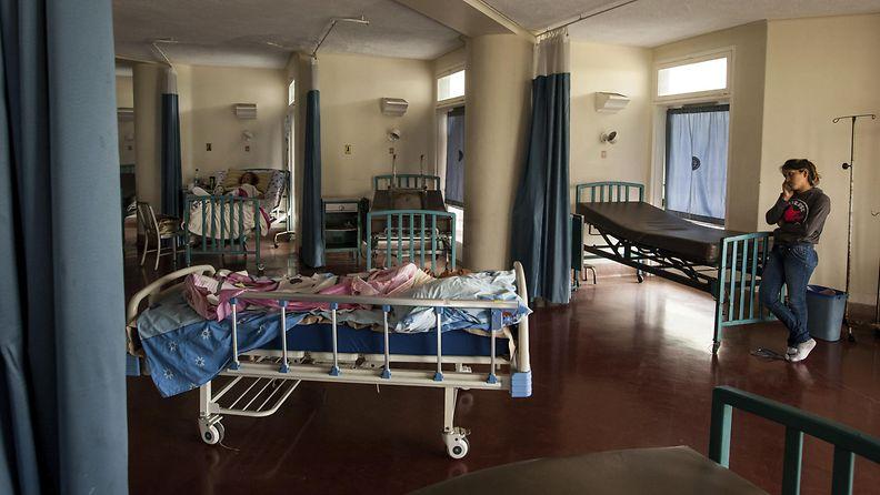 venezuela sairaala terveydenhuolto