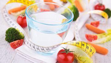 painonpudotus, laihdutus