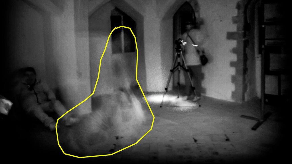 Kummitukset Valokuvissa
