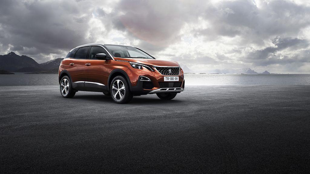 Peugeot Suv 3008 >> Kuvat Peugeot Paljasti Seuraavan Suv Mallinsa Mtvuutiset Fi