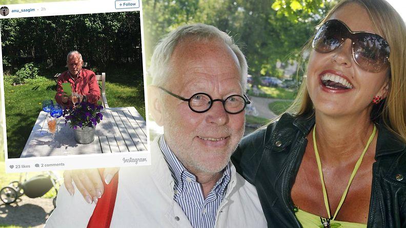 Anu Saagim ja Ristomatti Ratia insta 2016